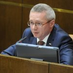 Олег Казаковцев вернулся в Совфед