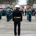 В Кирове начинаются репетиции Парада Победы