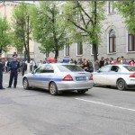 9 мая в Кирове на 14-ти улицах закроют движение транспорта