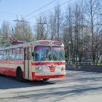 9 мая на улицы Кирова вновь выйдет Троллейбус Победы