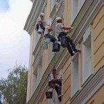 В исторической части Кирова отремонтируют фасады 17-ти зданий