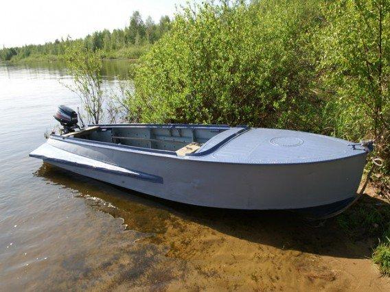 лодка казанка с булями характеристики
