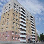 В Кирове сдан ещё один дом для переселенцев из аварийного жилья