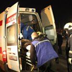 В Котельническом районе водитель «Тринадцатой» пострадал от столкновения с попутным и встречным авто