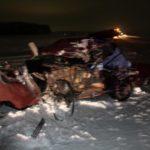 В Кировской области ВАЗ столкнулся с грузовым автомобилем