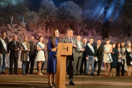 В Кирове наградили лучших спортсменов 2016 года