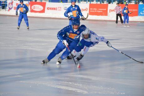 Кировская «Родина» выбыла из плей-офф соревнований
